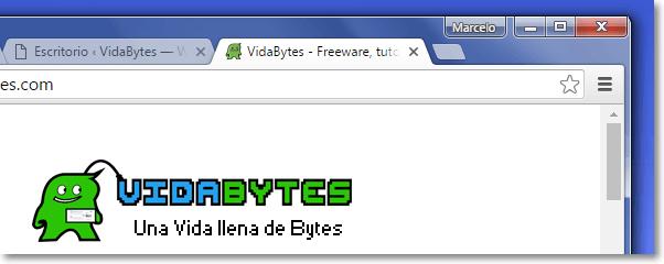 Extensiones de Chrome ocultas