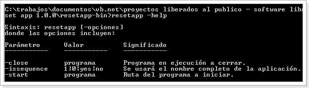 ResetApp