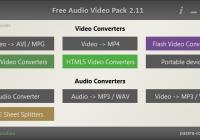 free-audio-video-pack