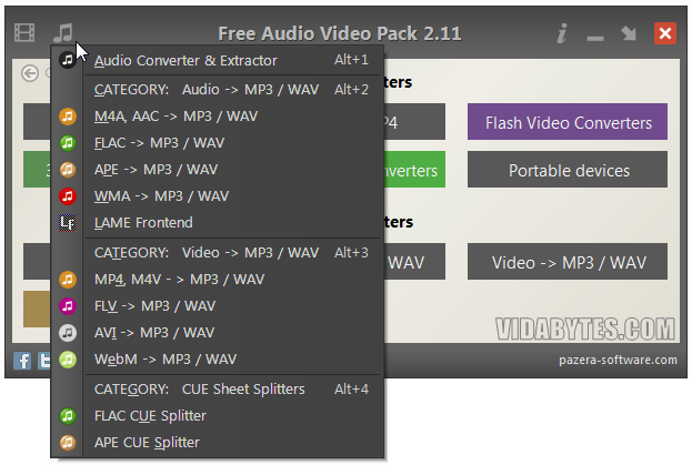 categorias-conversion-audio
