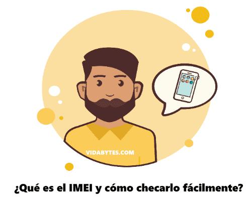 Qué es el IMEI
