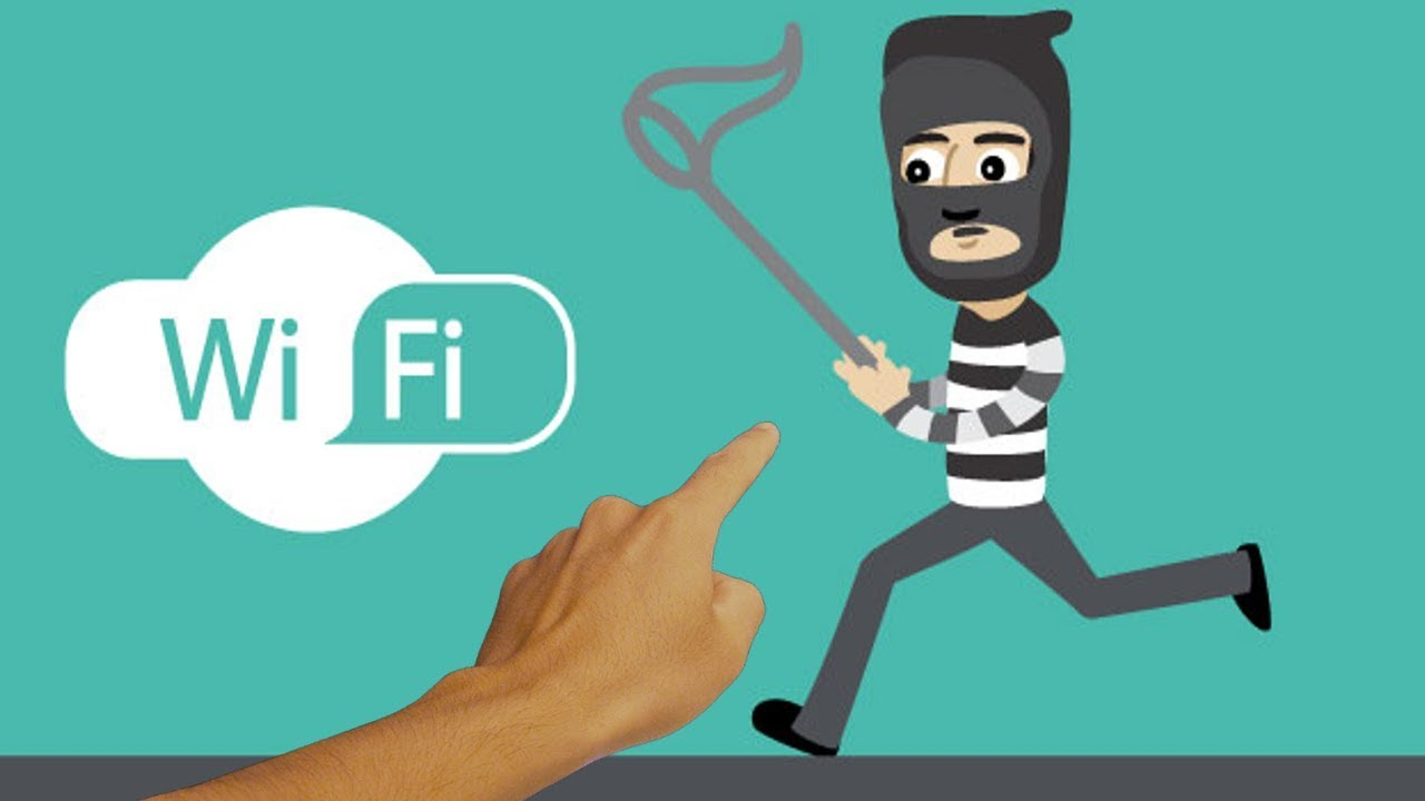 Cómo saber si te roban Wifi