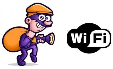 ladron wifi