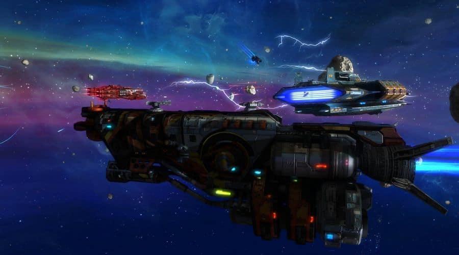 La revisión de la Galaxia Rebelde es una elegante aventura espacial